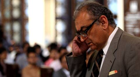 Katju's allegations have caused an uproar in the Parliament.
