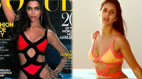 POLL: Katrina copies Deepika's bikini style for 'Bang Bang