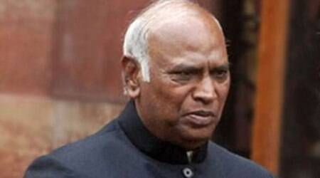 Kharge said though Swaraj was competent and articulate, the House would have liked the Prime Minister to make the statement. (Source: Reuters)