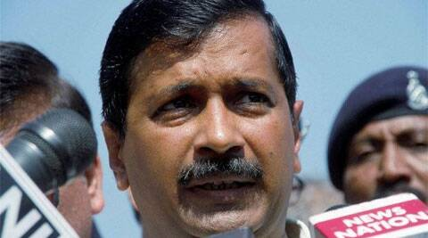 Aam Aadmi Party Chief Arvind Kejriwal (Source: PTI)
