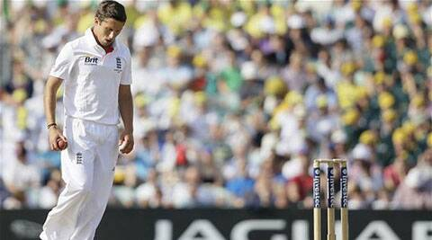 Kerrigan made his debut during the drawn final Test of England's 3-0 home Ashes series win (Source: AP)