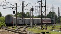 Train carrying MH17 bodies reaches government-held Ukrainian city