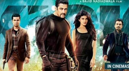 """""""We know that a Salman film is created solely to display his 'andaaz' designed to send his fans into a swoon."""""""