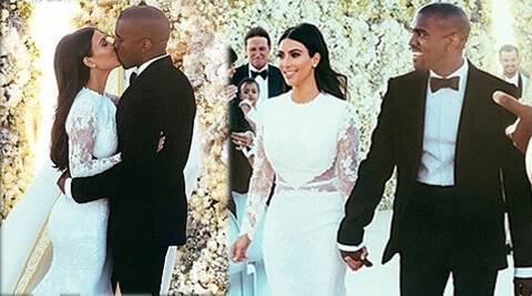 Kanye West has revealed he asked his wife Kim Kardashian to marry him seven years ago.