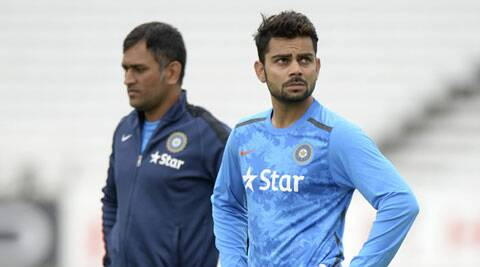 The focus will be on Virat Kohli who playing his first Test series in England (Source: Reuters)