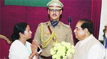 D Y Patil sworn in as Bengal Governor