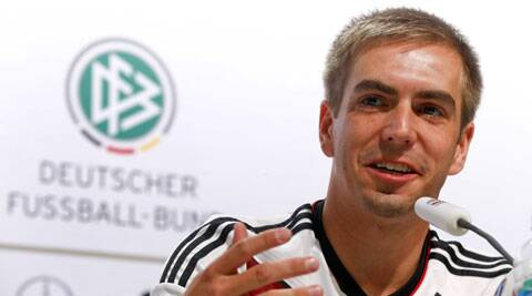 Lahm, who picked up the last of his 113 caps in the 1-0 World Cup final victory over Argentina on Sunday, will continue playing for club side Bayern Munich. (Source: Reuters)