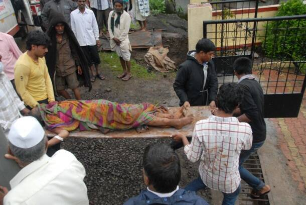 Survivors look for family in debris after Pune landslide, rescue operation continues
