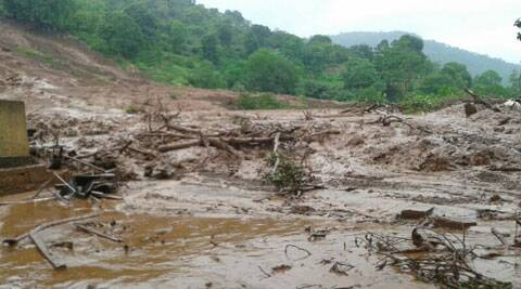Major landslide hits Pune village; at least five dead, over 100 feared trapped