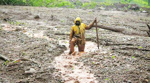 20 dead after landslide swallows Pune village