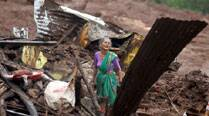 Pune landslide: 9 hrs later, mother, baby found alive