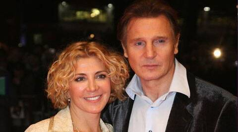 'Taken' star Liam Neeson says he is still struggling to come to terms with his wife Natasha Richardson's death in 2009.