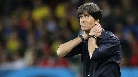 Loew acknowledged his team did not play as well as they could have against Algeria and lamented about their poor finishing once again. (Source: AP)