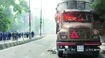 Shias march to Akhilesh, Azam house; clash with police claims life of60-yr-old