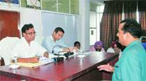 MC commissioner's sangat  darshan gets 55 complaints