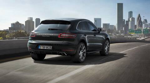 The Macan is being offered in two engine options: Macan S Diesel and Macan Turbo