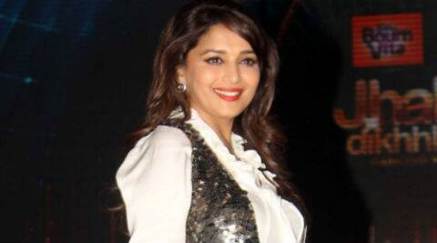 Madhuri Dixit will be seen dancing with toons Motu Patlu.