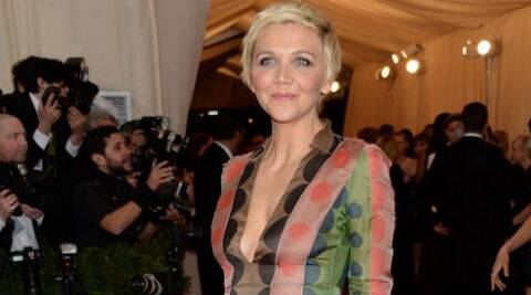 Maggie Gyllenhaal said she is not sure what kind of character she would play in 'Downton Abbey'. (source: AP)