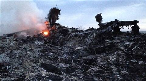 Missile takes down Malaysian jet in Ukraine