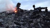 Global leaders express shock over downed plane