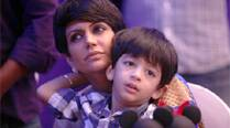 Mandira Bedi: I have no time for son Vir's tantrums
