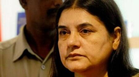 Maneka gandhi, maneka gandhi arrest, india news, maneka gandhi news, news, #breaking news, maneka forest officials