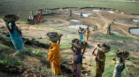 In the name of harmonisation of the MGNREGA with other rural development initiatives, the former risks submergence in initiatives already suffering from political clientelism and leakage of funds. (Source: PTI)