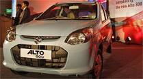Maruti Suzuki June sales up 33 pct; shares surge to record high