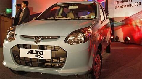 Sales of mini segment cars, including M800, Alto, A-Star and WagonR, rose by 52.1 per cent to 47,618 units.