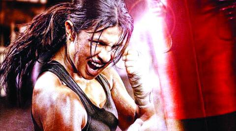 'Mary Kom' is based on boxer M.C. Mary Kom's life.