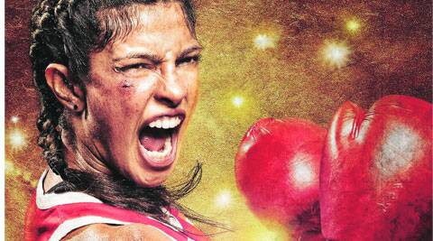 A still from Mary Kom