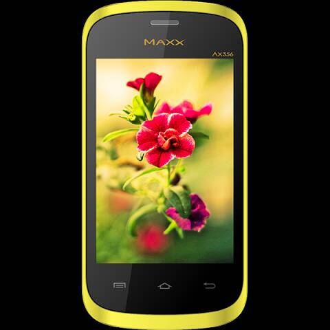 The Maxx GenxDroid7 AX356 is a dual-SIM smartphone that runs Android 4.2 Jelly Bean out-of-the-box.