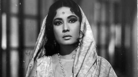 Meena Kumari's flirtations with the pen are as seductive as her on-screen persona.
