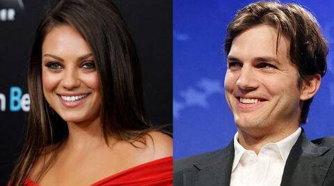 Mila Kunis reveals how her friendship with Ashton Kutcher turned into romance. (Source: Reuters)