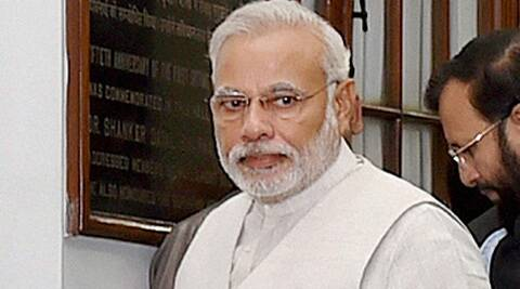 Modi asks ministers not to push projects in their own areas but think for country.