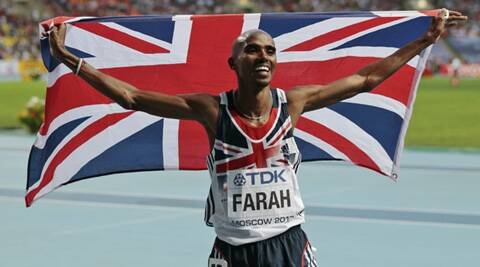Mo Farah has pulled out of the Commonwealth Games because he has not recovered fully from a recent illness. (Source: AP File)