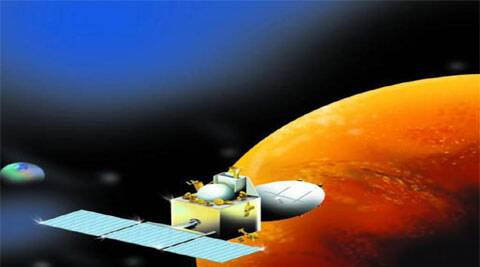 Mars orbiter spacecraft to reach target in 75 days