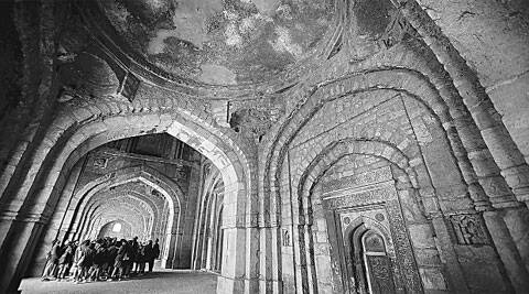 The Mehrauli Archaeological Park also has several unlisted monuments from the Rajput and Mamluk dynasties. (Express Archives)