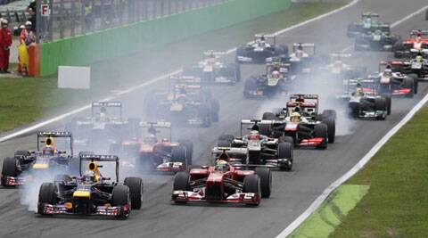 "The contract with the Monza track may not be renewed after 2016 as Bernie Ecclestone described it as an ""Eco"