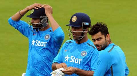 Dhoni said that he will make sure that the rest of the series is played under the right spirits. (Source: AP)