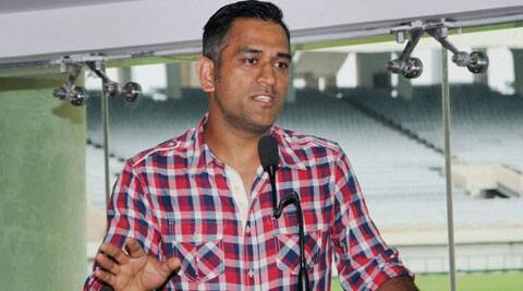 Dhoni says he relies on his past experiences to act instinctively on the field. (Source: PTI)