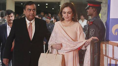 RIL chairman Mukesh Ambani's wife Nita Ambani was appointed to Reliance Industries board on June 18, 2014.