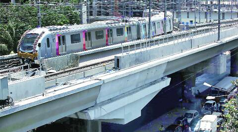 Colaba-Bandra-Seepz Metro will be the city's first underground Metro. With a length of 33.5 km, it will be nearly three times longer than the 11.4-km elevated Versova-Andheri-Ghatkopar Metro. Source: Express Photo