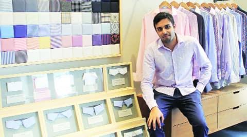 Mumbai-based entrepreneur Akshay Narvekar.