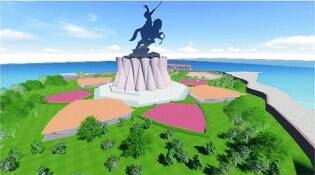 Shivaji statue project cost zooms 30% in two months