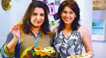 Farah's foodie connection