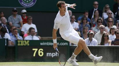 Wimbledon 2014: No hurray for Andy Murray this time