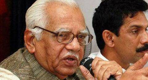 Veteran BJP leader Naik said in Mumbai that the party leadership had approached him to accept the post of Governor of Uttar Pradesh, to which he agreed.