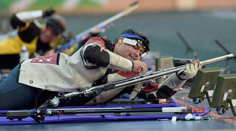 Narang collected 203.6 in the 20-shot final round, while gold-winner Potent scored 204.3. Kenneth Parr of England bagged the bronze. (PTI)