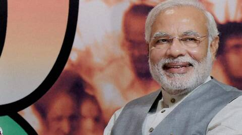 Mandela demonstrated the triumph of peace, equality and service,said Modi. (Source: PTI)